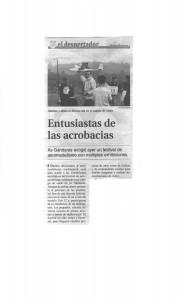 Festival Aeromodelismo 2004