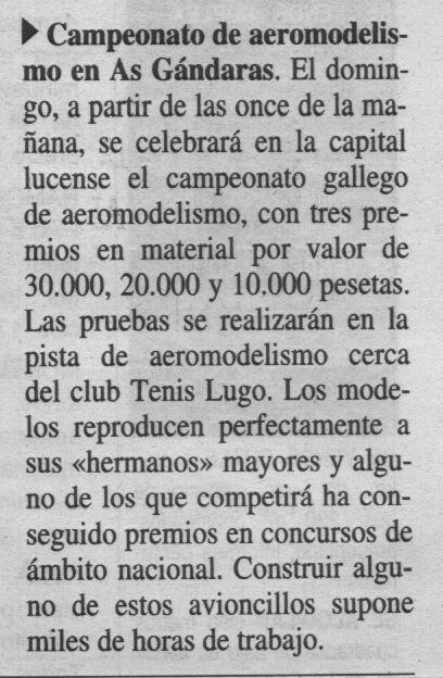 Prensa Voz maquetas 99