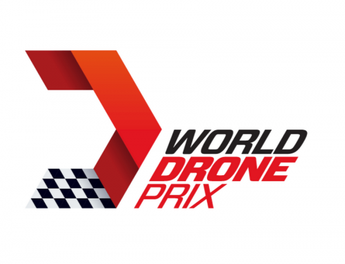 El primer world drone prix de Dubai