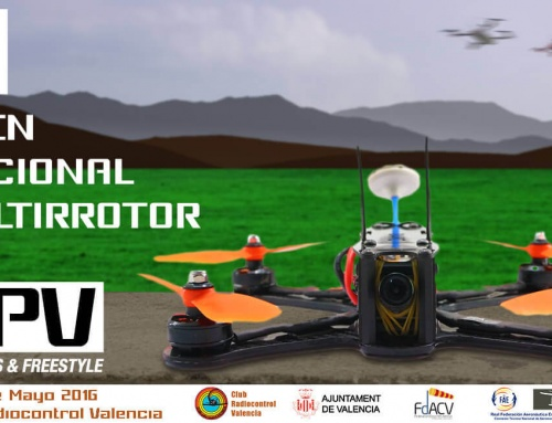 II Open Nacional Multirrotor F3U en Valencia