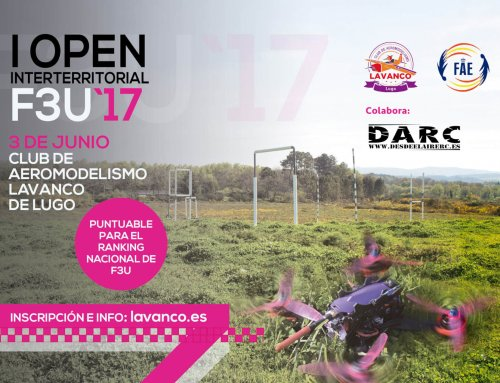 I OPEN INTERTERRITORIAL DE F3U EN LUGO